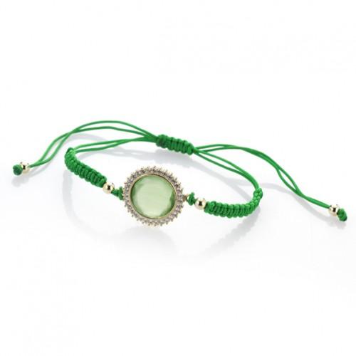 bracciale colors verde